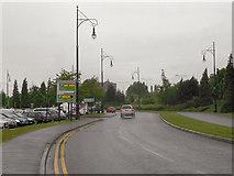 SJ7796 : Trafford Centre Access Road by David Dixon