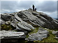 G8789 : Carn na nÉan or Carnaween summit by louise price