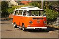 SK8753 : VW Camper Van by Richard Croft
