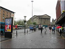 SJ3490 : St Georges Hall, Liverpool by Kenneth  Allen