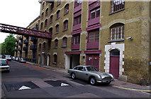TQ3480 : London - Wapping High Street by Chris Talbot