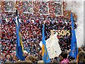 SP5075 : Rugby-Diamond Jubilee Celebrations by Ian Rob