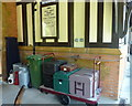 TF6628 : The Royal Station, Wolferton by pam fray