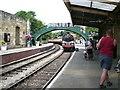 SE7984 : North Yorkshire Moors Railway at Pickering by John M Wheatley