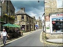 SE0064 : Main Street Grassington by John M Wheatley