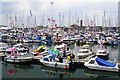 NX9718 : Whitehaven Diamond Jubilee Festival - The Marina by Rose and Trev Clough