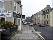 NO8785 : Allardice Street by Richard Webb