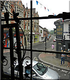 SU7682 : Greys Road as seen from Tudor House on Duke Street by Roger A Smith