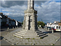 NX4355 : Mercat Cross by Billy McCrorie