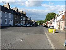 NX4355 : Bank Street by Billy McCrorie