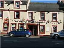 NX4355 : The Wigtown Ploughman Hotel by Billy McCrorie