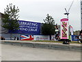 TQ3380 : BT Artbox at Potters Fields by PAUL FARMER