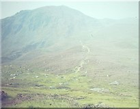 NN9462 : Ben Vrackie Path by Colin Smith