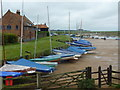 TF8444 : Burnham Overy Staithe by pam fray
