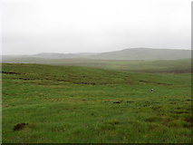 NR4767 : Moorland at head of Glen Bhisdeal by Andrew Spenceley