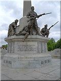 SJ3384 : The Lever Brothers' War Memorial, Port Sunlight by David Dixon
