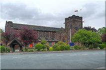 SJ3384 : Christ Church, Port Sunlight by David Dixon