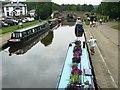 SJ2742 : Llangollen canal by John M Wheatley