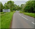 SO2643 : T-junction ahead, Hardwicke by Jaggery