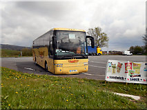 SD6211 : Coach Park, Rivington Services by David Dixon