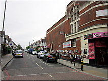 TQ2772 : Fircroft Road, Upper Tooting Road by Ian S