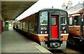 J2664 : Irish Rail railcars, Lisburn (2) by Albert Bridge