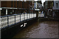 ST3037 : High water, Bridgwater by Ian Taylor