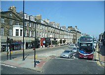 NT2473 : The West End of George Street from Charlotte Square by kim traynor