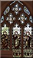 TG2532 : St Mary, Antingham - Stained glass window by John Salmon