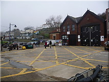TA1280 : Filey: the lifeboat station by Chris Downer