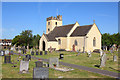ST4988 : Portskewett Church by Wayland Smith