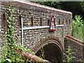 TQ0951 : Dorking Arch, Downhill Side by Colin Smith