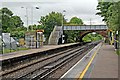 SJ3774 : Bridges, Capenhurst Railway Station by El Pollock