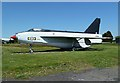 NY4861 : The Lightning F53 at the Solway Aviation Museum by Walter Baxter