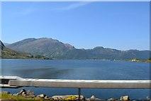 NG9420 : Loch Duich by Stephen Darlington