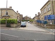 SE1225 : Highland Ville - Wakefield Road by Betty Longbottom