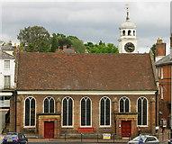 TQ5838 : The Church of King Charles the Martyr, Tunbridge Wells by Hugh Chevallier
