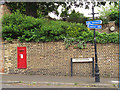TQ3876 : Victorian Postbox, Dartmouth Row by Stephen Craven