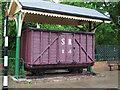 TM5090 : Southwold Railway Luggage Van by Roger Jones