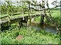 NU1214 : Dilapidated footbridge by Russel Wills