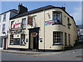 SS7125 : Kings Arms South Molton by Nigel Mykura