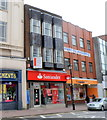 SO9490 : Santander, High Street, Dudley by Jaggery
