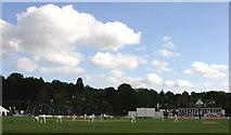 TQ5838 : The Nevill Cricket Ground, Tunbridge Wells by Hugh Chevallier