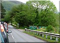 NN0461 : Disruption to traffic on the A82 by Alan Reid