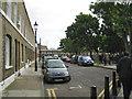 TQ3482 : Elwin Street and Jesus Green E2 by Robin Stott