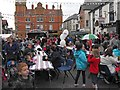 SO1091 : Diamond Jubilee street party by Penny Mayes