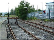 SJ7996 : End of the line in more ways then one by Alexander P Kapp
