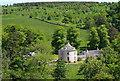 NT7760 : The Retreat, Abbey St Bathans by Jim Barton