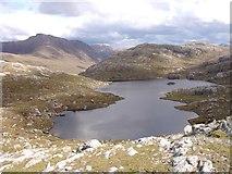 NG9980 : Lochan na Bearta by Sally