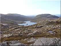 NH0079 : Lochan na Bearta by Sally